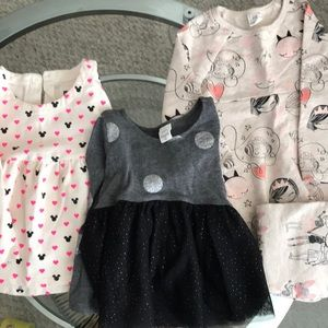 Size 18-24month long sleeve bundle.